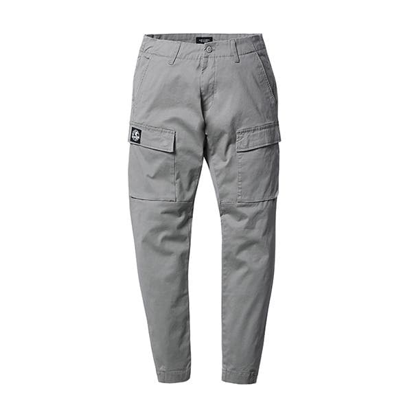 SIMWOOD 2019 Fashion Cargo Pants Men Zipper Pocket Ankle-length Streetwear Tactical Trousers Hip Hop Brand Clothing 180425