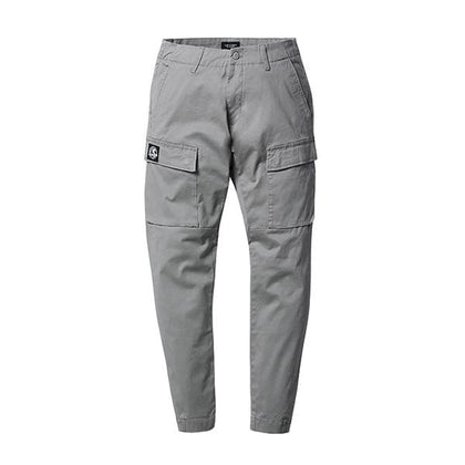 SIMWOOD 2019 Fashion Cargo Pants Men Zipper Pocket Ankle-length Streetwear Tactical Trousers Hip Hop Brand Clothing 180425 - Go Buy Dubai