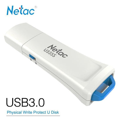 2020 New USB Flash Drive 16GB 32G 64GB 128GB USB3.0 Physical Write Protection Switcher Hardware Locked Thumb Drive - Go Buy Dubai
