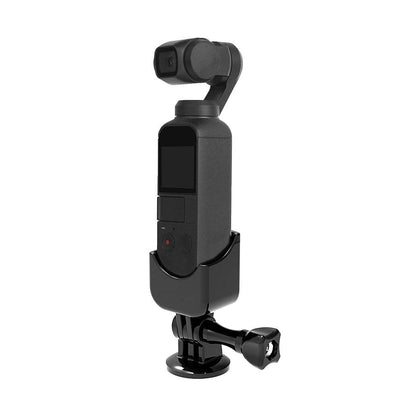 DJI Osmo 3Axis Gimbal Stabilizer With Integrated Camera, Attachable To Mobiles - Go Buy Dubai