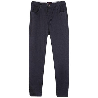 Pioneer Camp thick fleece mens winter pants brand clothing pants male smart casual - Go Buy Dubai