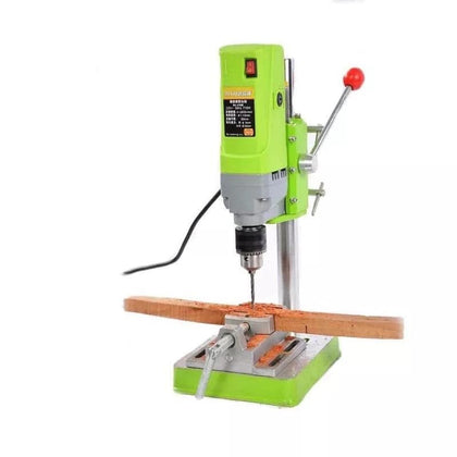 ALLSOME MINIQ BG-5156E Bench Drill Stand 710W Mini Electric Bench Drilling Machine Drill Chuck 1-13mm HT2600 - Go Buy Dubai
