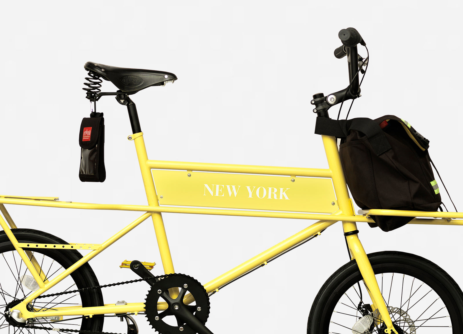 The New York bicycle