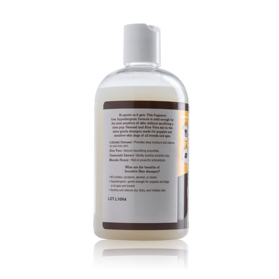 Sensitive Skin Oatmeal Shampoo