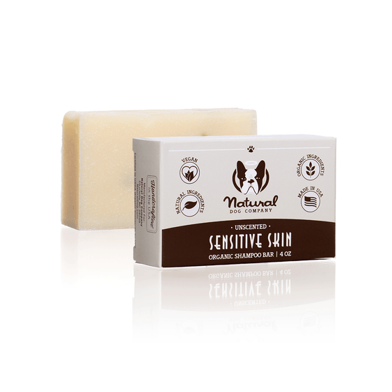 Grooming - Sensitive Skin Soothing Shampoo Bar
