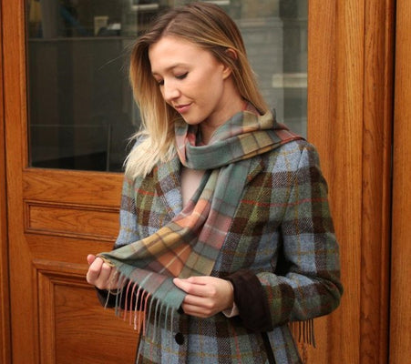 THE SCOTLAND KILT COMPANY ESSENTIAL GIFT GUIDE FOR HER