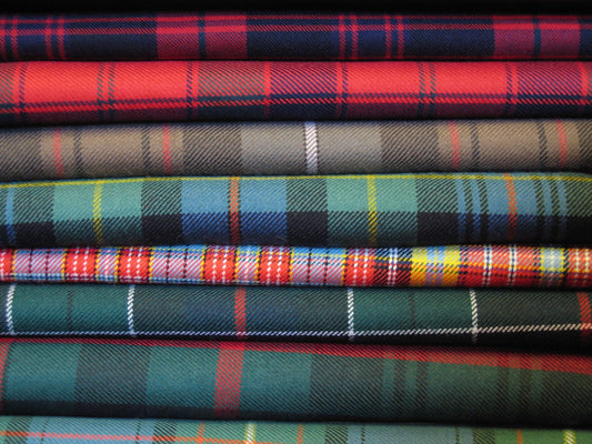 THE HISTORY BEHIND 5 FAMOUS TARTANS