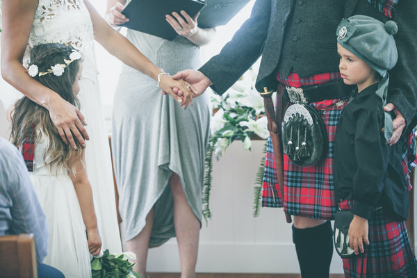 Our top 5 weddings ideas to showcase your Scottish heritage