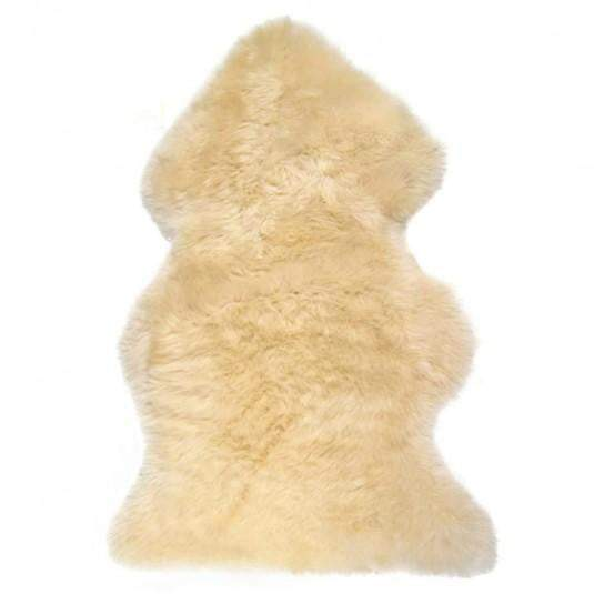 Natural Sheepskin Rug - Small