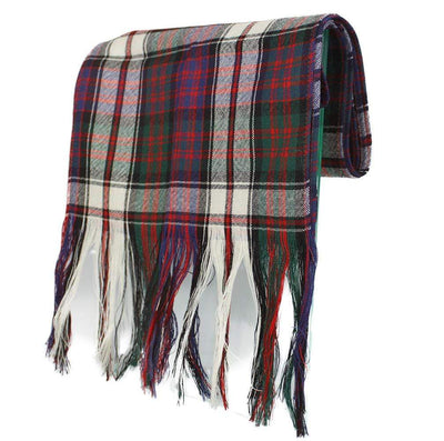 100% Wool Tartan Sash - MacDonald Dress Modern