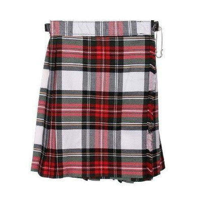 Kids Polyviscose Kilt, Dress Stewart