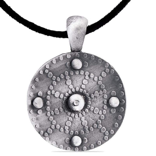 Disc Thong Pendant