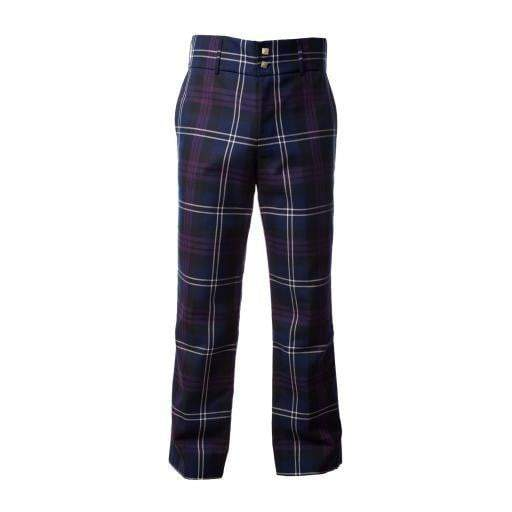 Men's Polyviscose Tartan Trews - Heritage of Scotland
