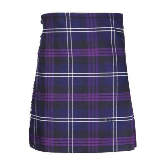 Kids Casual Polyviscose Kilt - Heritage of Scotland