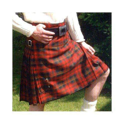 Men's Kilt, 16oz, 5 Yard, 100% Wool, Traditional Hand Made