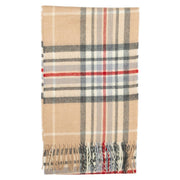 Camel Yarrow Plaid