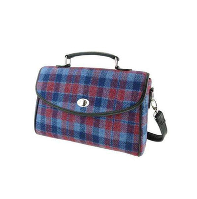 Harris Tweed Calder Satchel Bag - 5 Colours