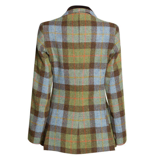 Ladies Harris Tweed Jacket - Liz