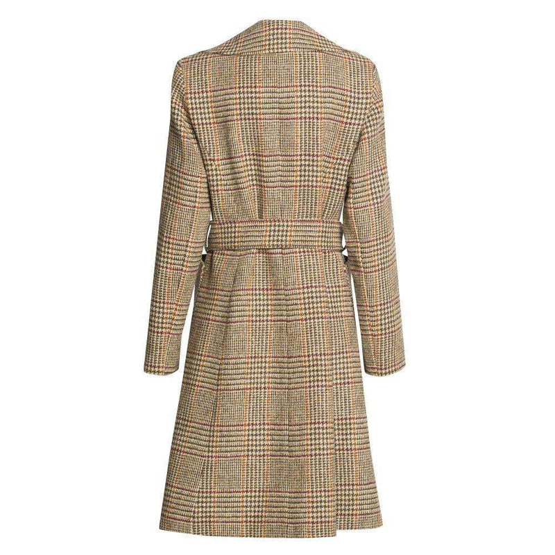 Ladies Harris Tweed Coat - Amanda