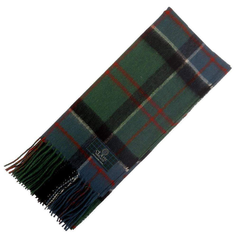 Clan Tartan Scarf - Sinclair Hunting Ancient