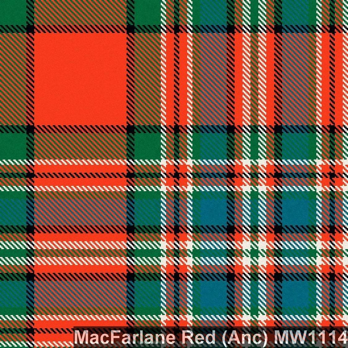 MacFarlane Red Ancient