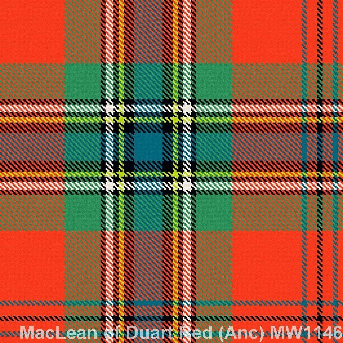 MacLean of Duart Red Ancient