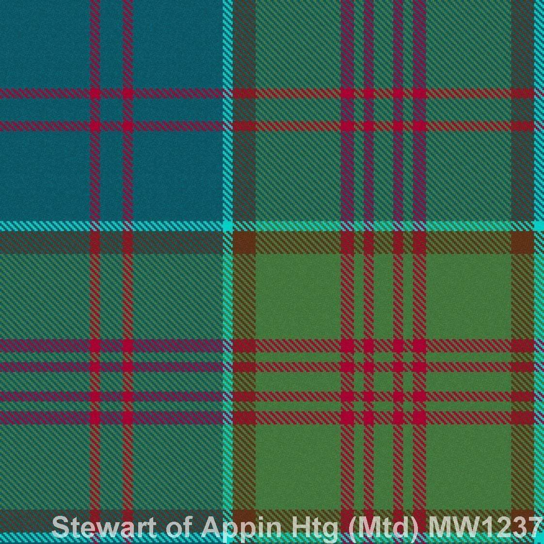 Stewart of Appin Hunting Muted