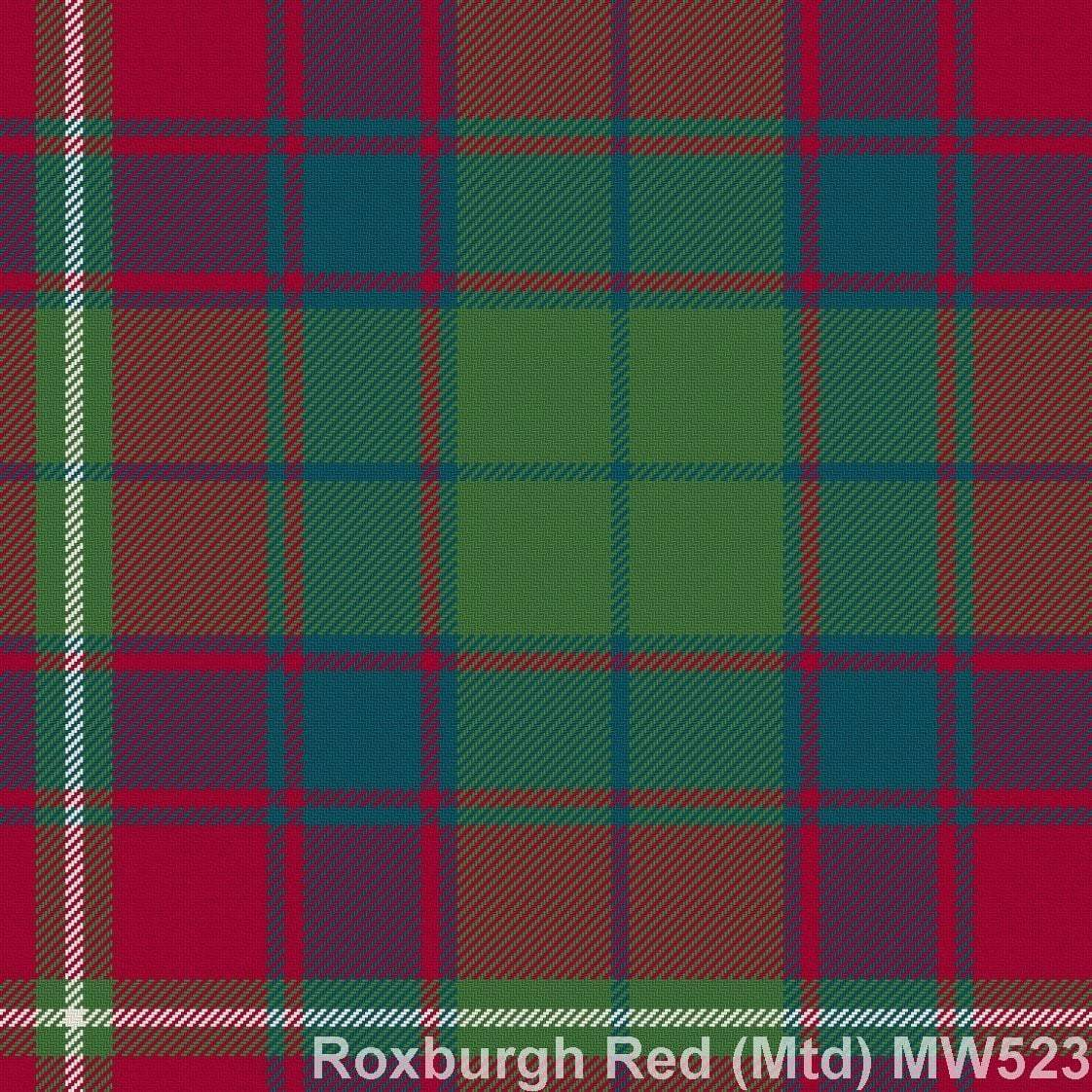 Roxburgh Red Muted
