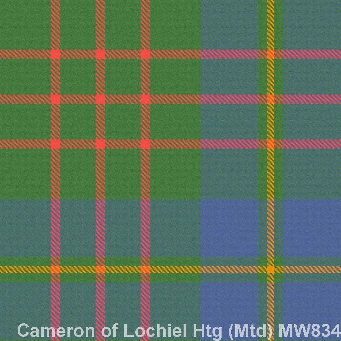 Cameron of Locheil Hunting Muted