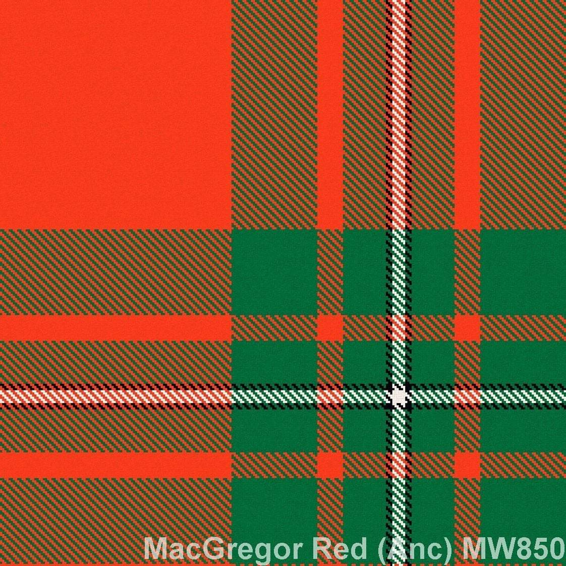 MacGregor Red Ancient