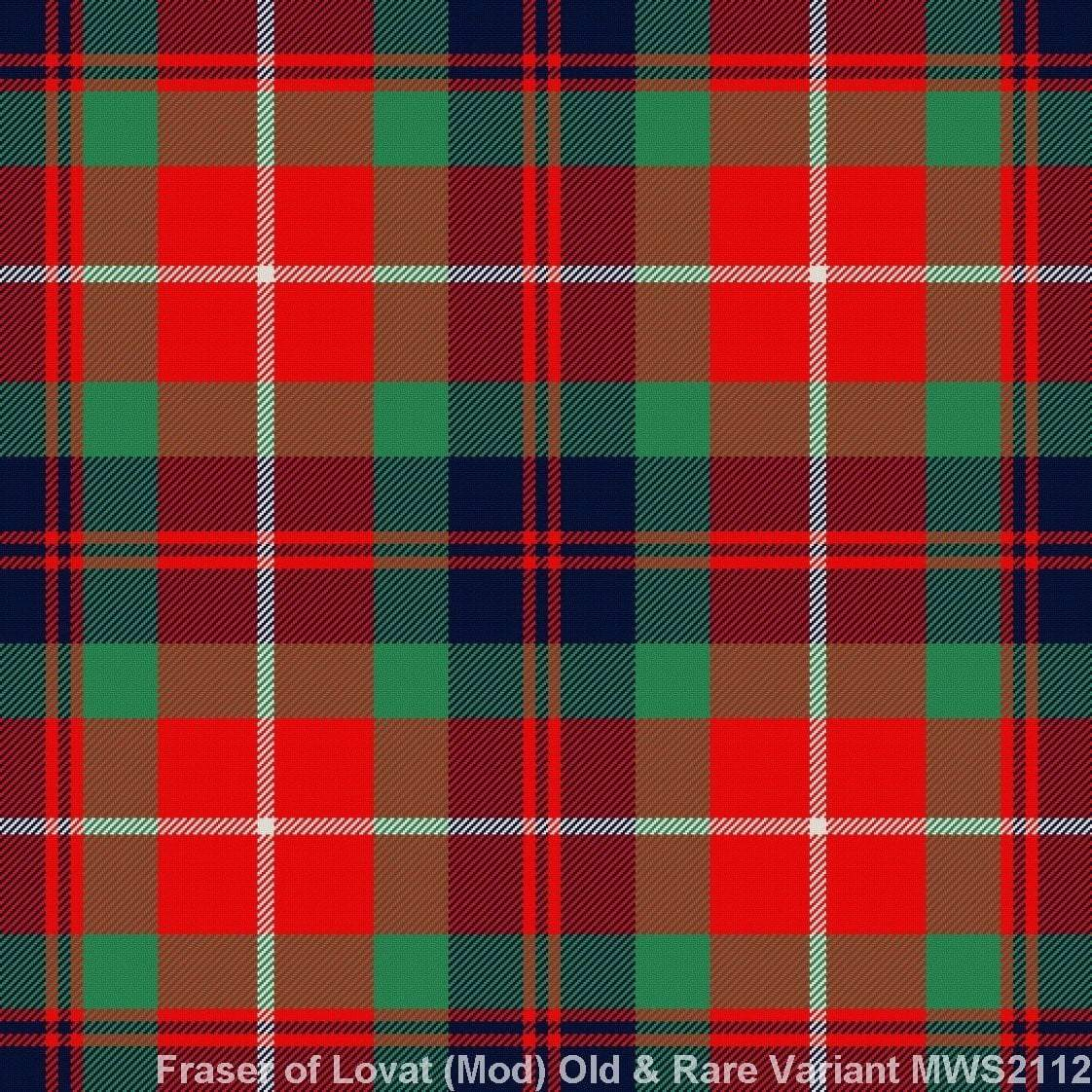 Fraser of Lovat Modern - Old and Rare Variant