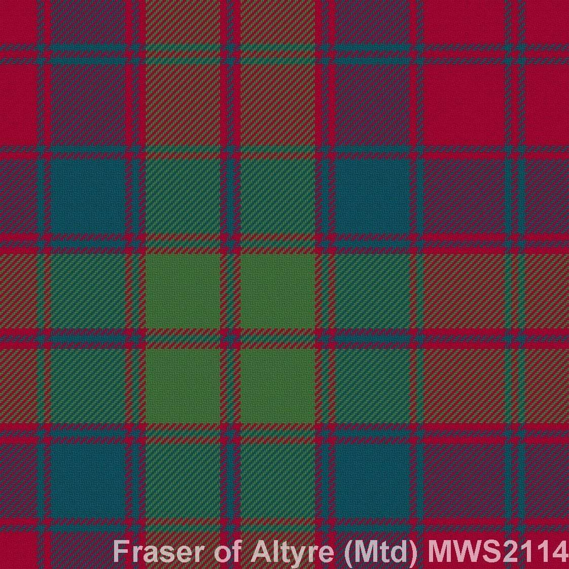 Fraser of Altyre Muted