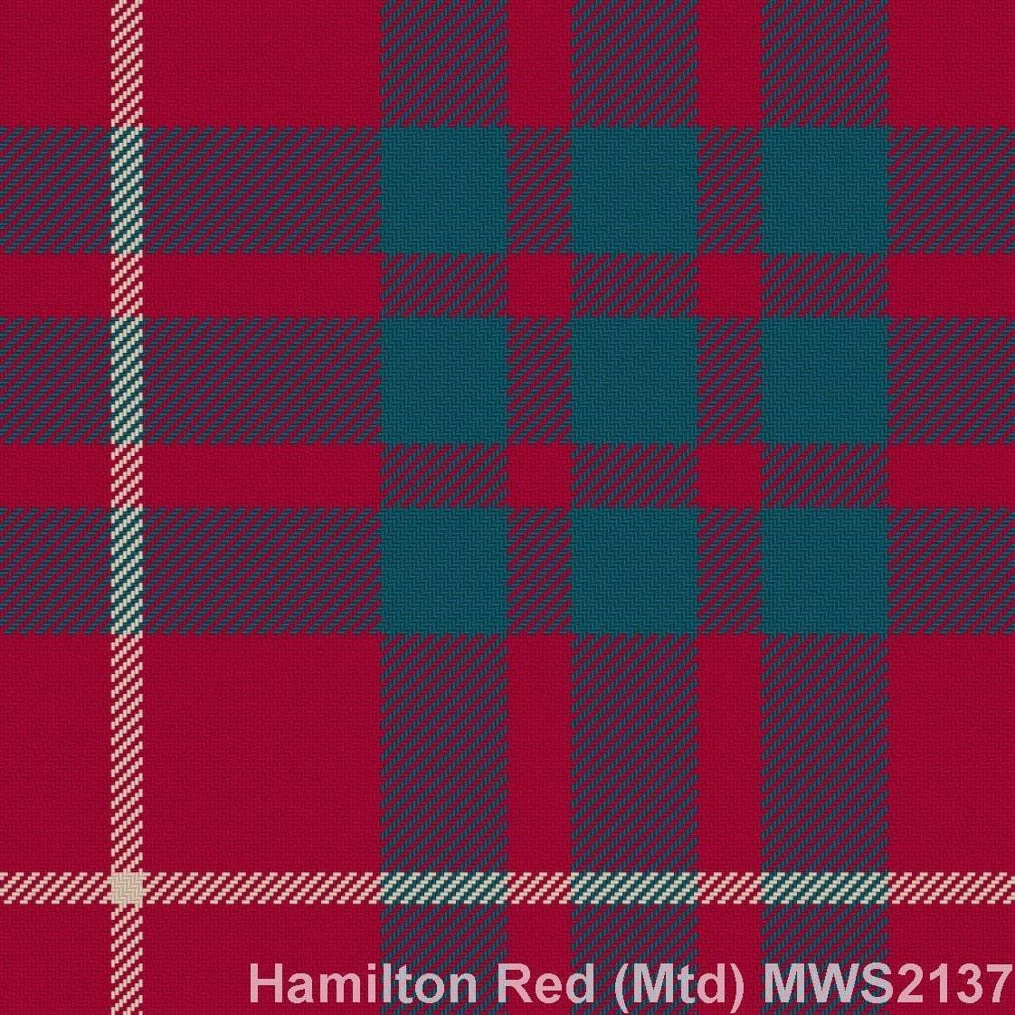 Hamilton Red Muted