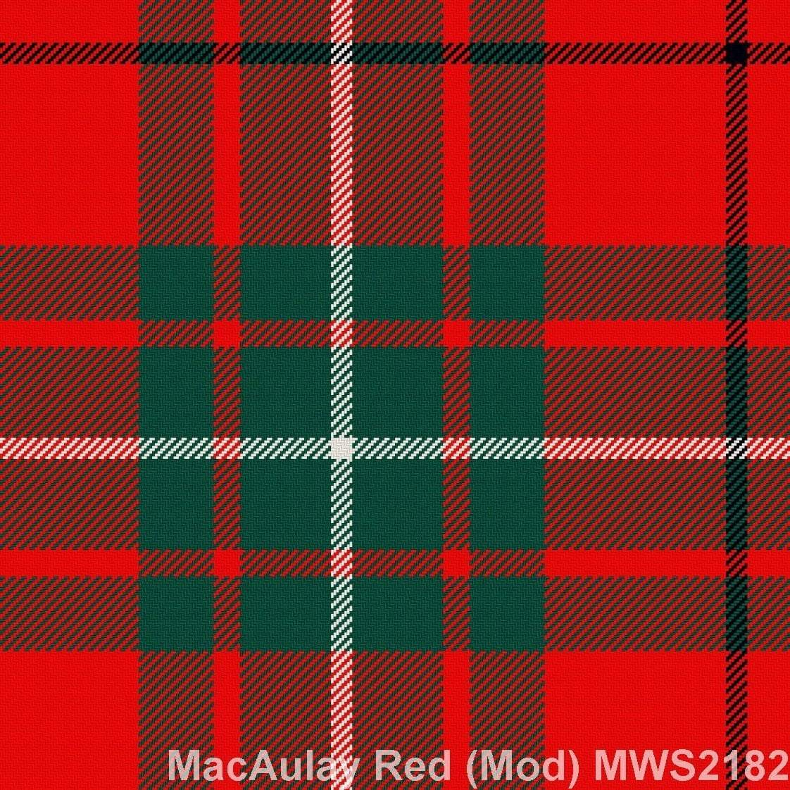 MacAulay Red Modern