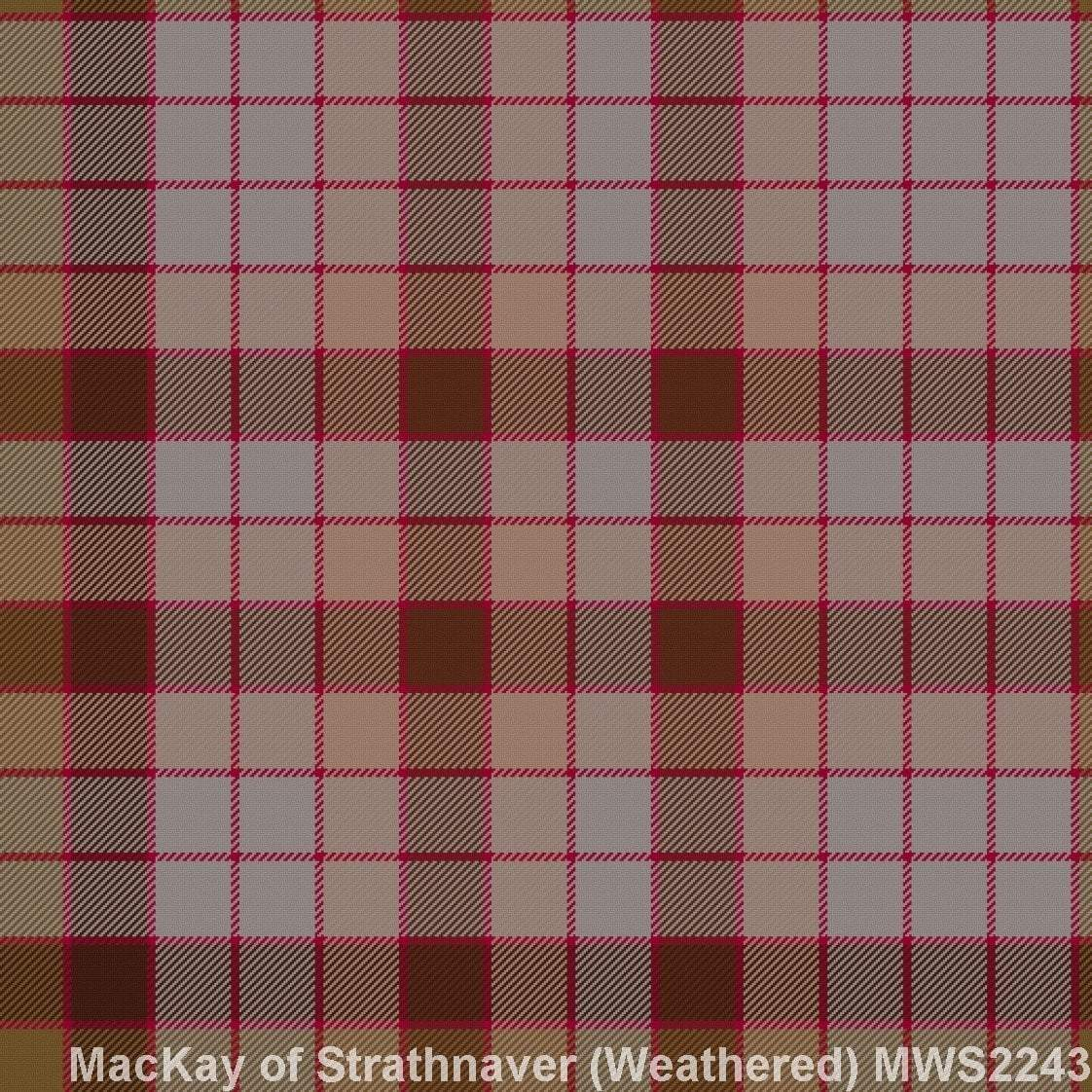 MacKay of Strathnaver Weathered
