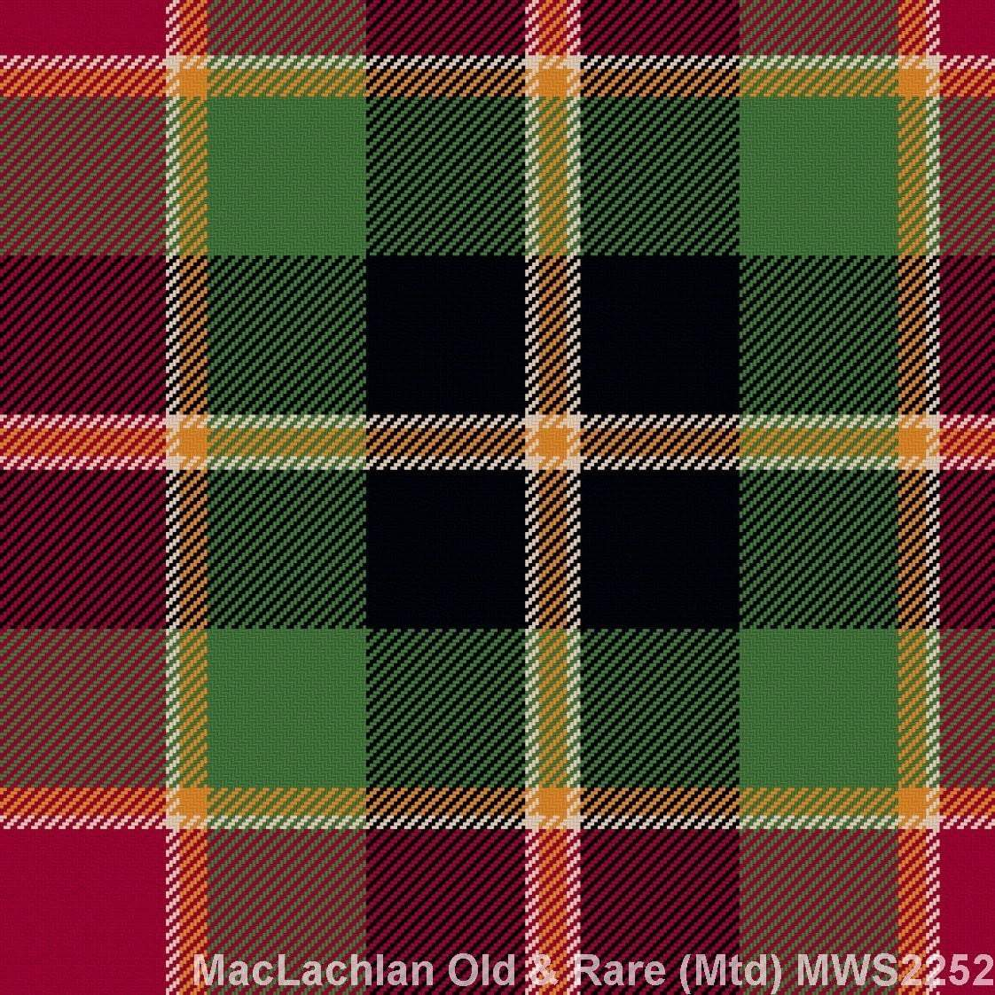 MacLachlan Old and Rare Muted