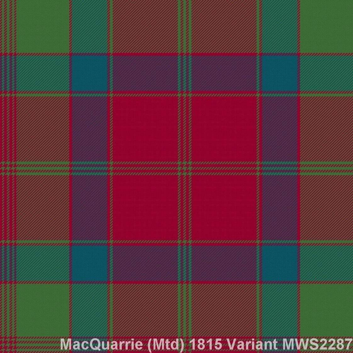 MacQuarrie Muted 1815 Variant