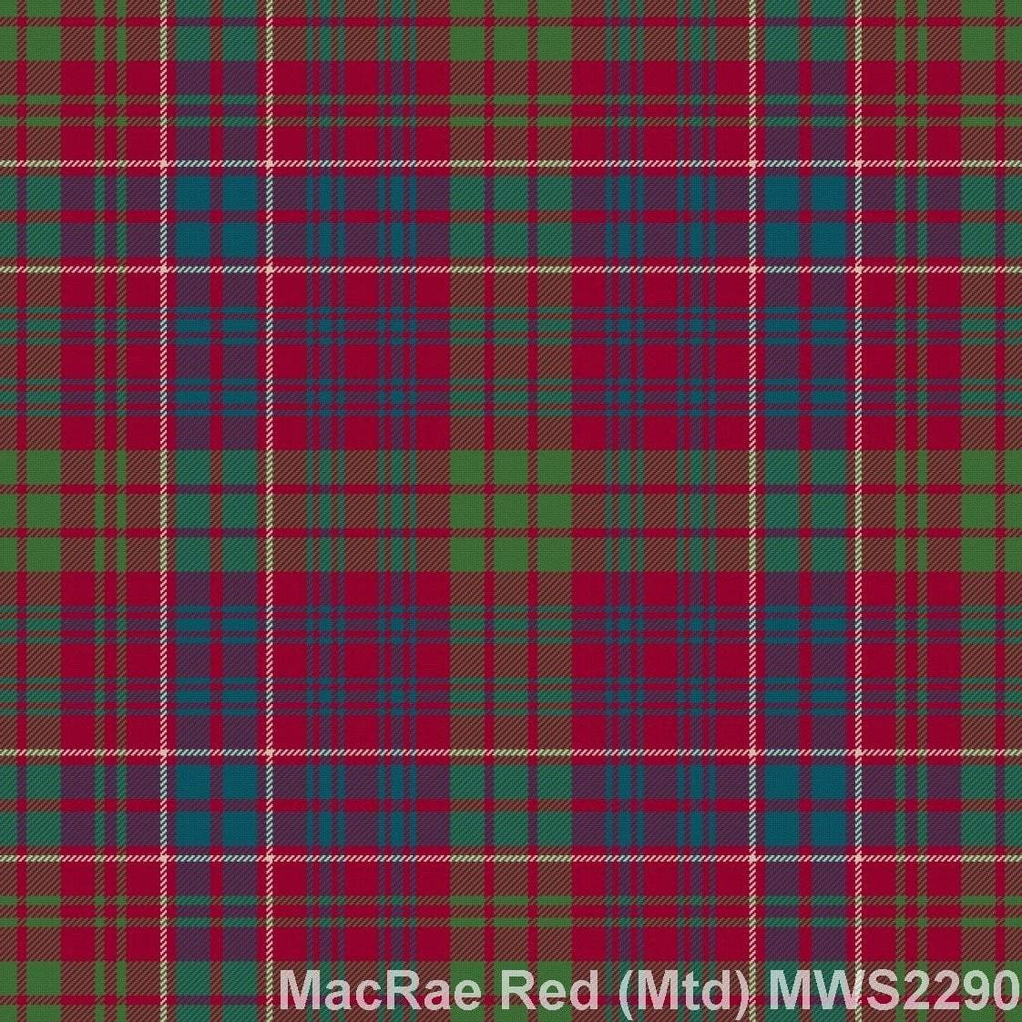 MacRae Red Muted
