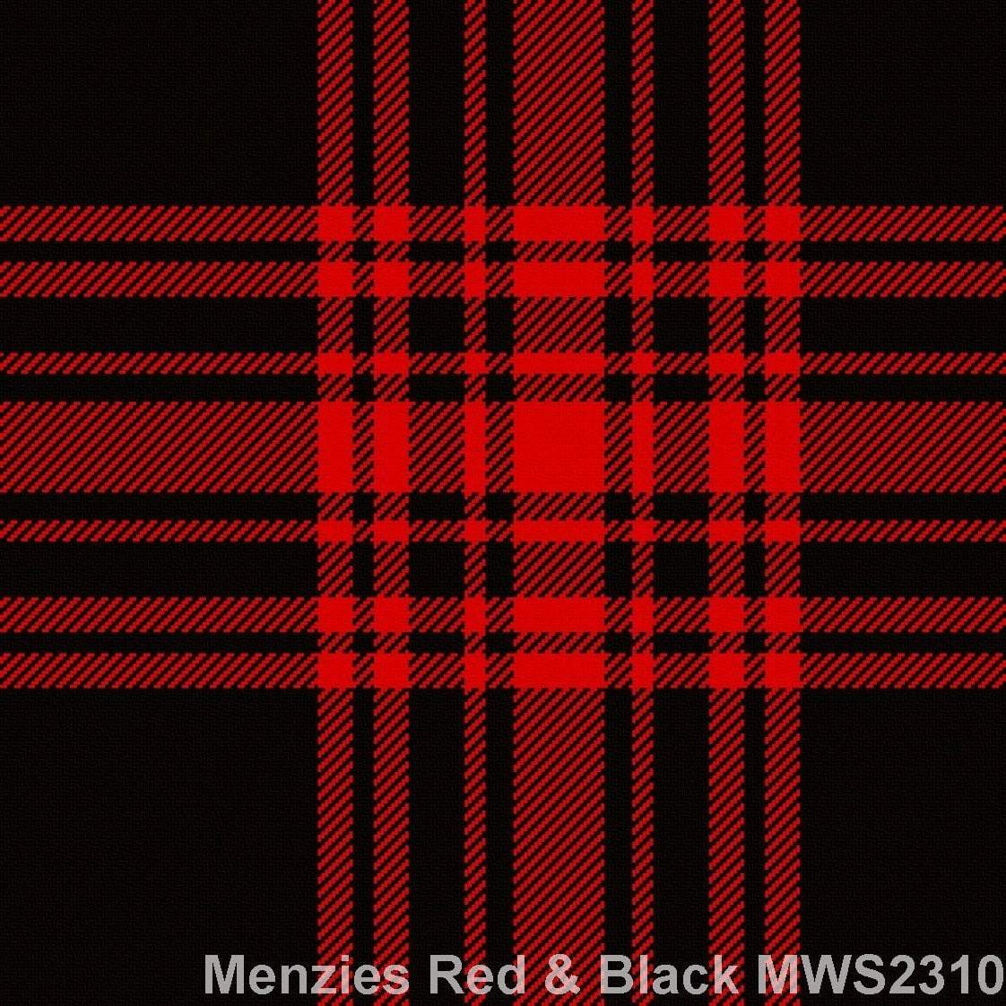 Menzies Red and Black