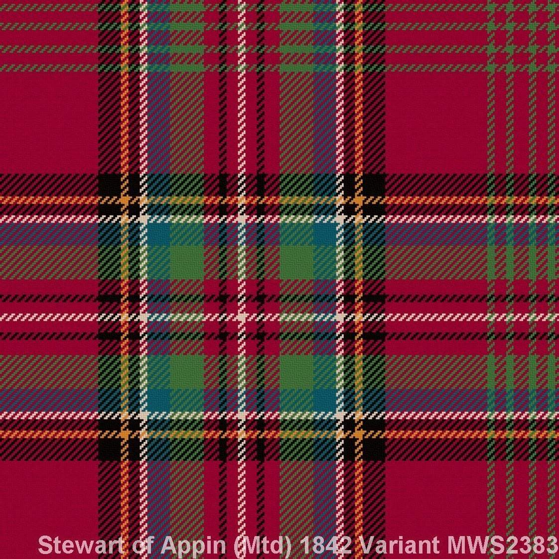 Stewart of Appin Muted 1842 Variant