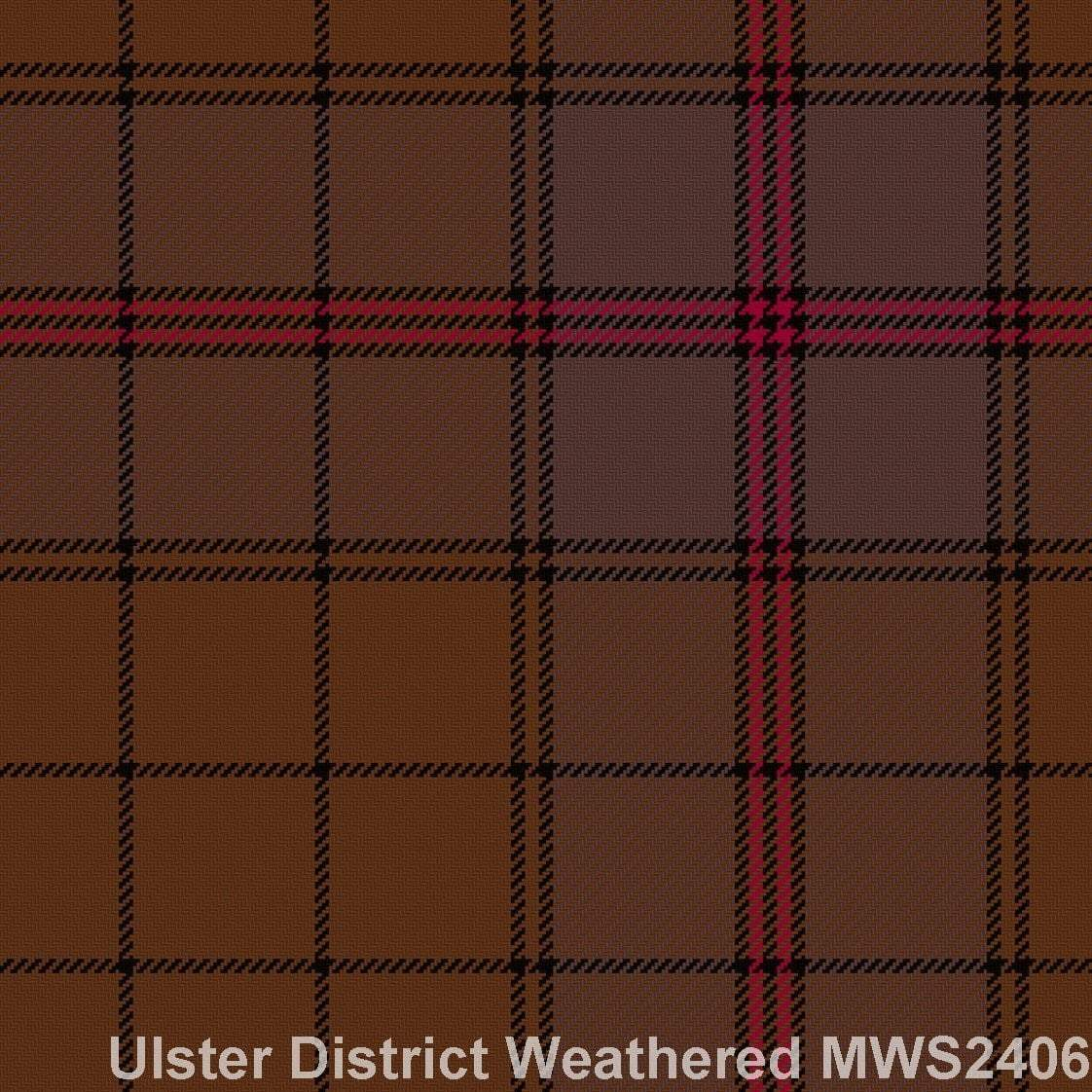 Ulster District Weathered
