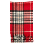 Red Yarrow Plaid