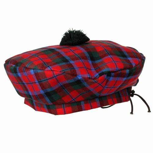 Tartan Bonspiel Tammy - Made to Order