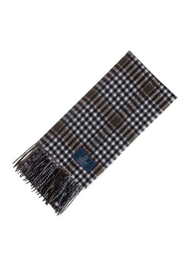 Clan Tartan Scarf - Burns Check