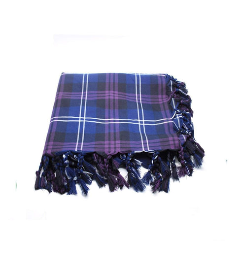 Deluxe Polyviscose Tartan Fly Plaid - Heritage of Scotland