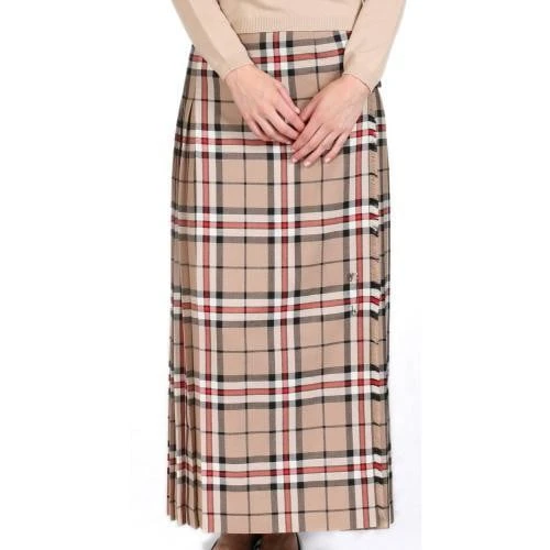 Ladies Made to Measure Full Length Hostess Kilt