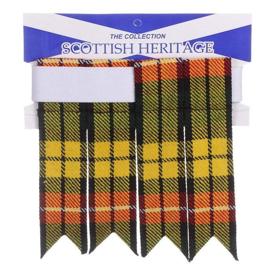 Acrylic Tartan Flashes - Buchanan Modern