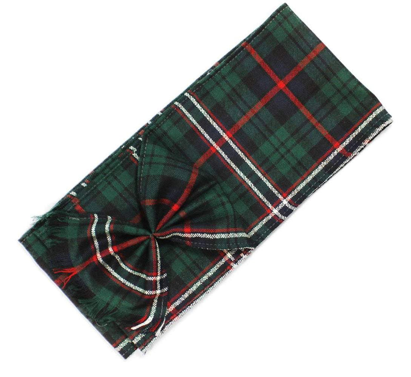 Ladies Mini Sash & Rosette - Scottish National