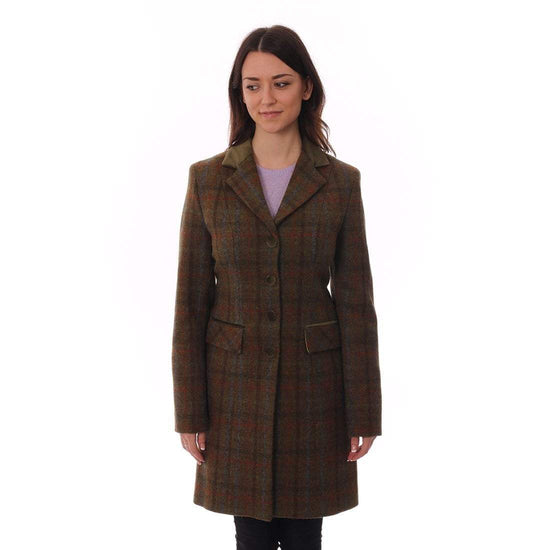 Genuine Harris Tweed Ladies Coat - Sophie