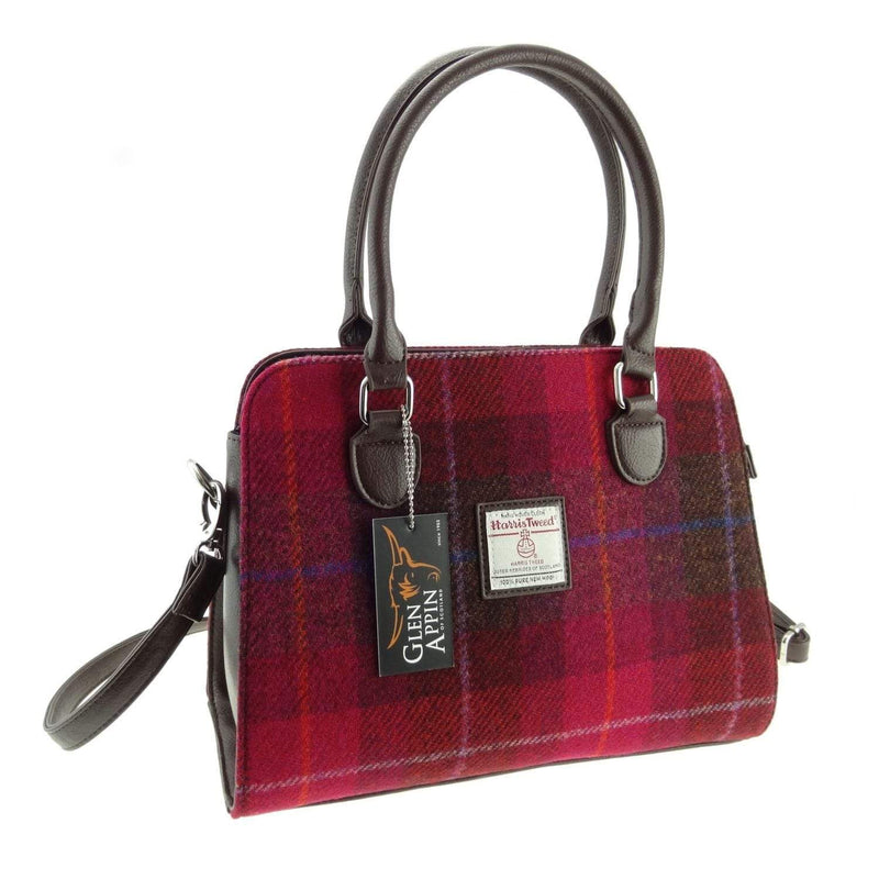Harris Tweed Findhorn Tote Style Handbag - 15 Colours